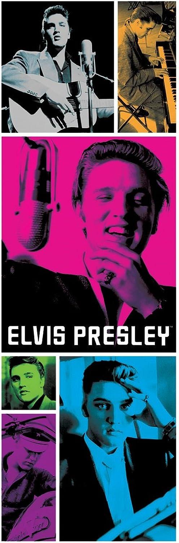Elvis Presley Puzzle colors (1000 Teile – 91x30cm)nn