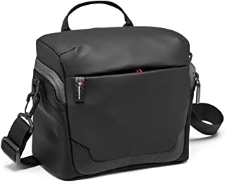 Manfrotto MB MA2-SB-L Advanced² Camera Shoulder Bag L, for DSLRs with Standard Lenses, with multiple pockets, Tripod attac...