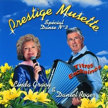 Spécial Dance Vol. 3 : Prestige Musette (Titres Enchaînés)
