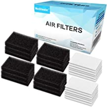 Medihealer CPAP Filters 24 Packs -Foam Filter and Ultra Fine Filters for M Series,PR System One & SleepEasy Series Machine...