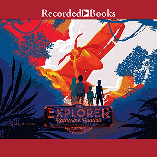 The Explorer audiobook cover art