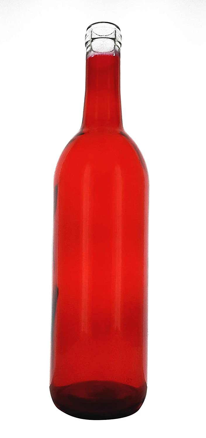 Amazon Com Ld Carlson 750 Ml Red Bordeaux Bottles 12 Per Case Pack Of 1 Grocery Gourmet Food