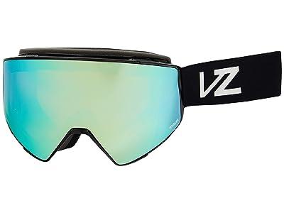 VonZipper Capsule (Black Gloss/Wildlife Stellar Chrome) Goggles