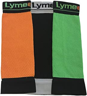 Lymeez Stretch Mesh Tick Repelling Leg Gaiters
