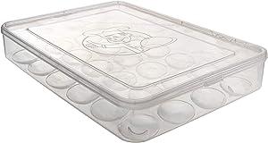 علبة البيض من ستيلو - شفاف