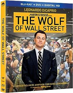 wolf of wall street blu ray