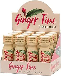 Best ginger wheatgrass shot Reviews