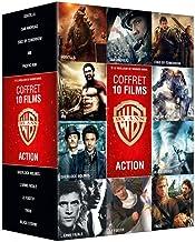 Collection de 10 films action Warner [Francia] [DVD]