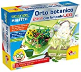 La lampada botanica da luce alle tue piantine Illuminazione LED - 2 in 1 Lampada LED per coltivazione Tutto il necessario per coltivare Manuale illustrato