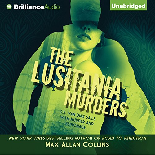 The Lusitania Murders audiobook cover art