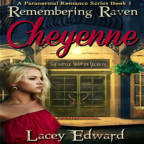 Cheyenne audiobook cover art