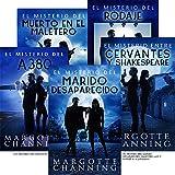Los Misterios de Channing: Reeditada 2020: Romántica Policíaca: El Misterio del Marido Desaparecido, Maletero, A380, Rodaje y Cervantes en un pack especial (Detectives, Misterio y Asesinatos)