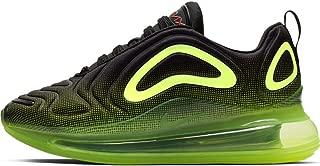 Nike Air Max 720 Big Kids Shoes Black/Laser Fuchsia/Anthracite aq3196-003