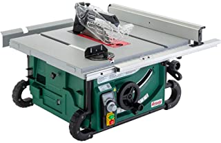 """Grizzly Industrial G0869 - 10"""" 2 HP Benchtop Table Saw with Riving Knife"""