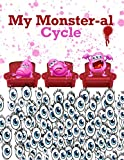 My Monster - Al Cycle: Period Tracker, 4 Years of Monthly Calendar Log Book To Keep Track Of your...