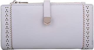 Womens Large Faux Leather RFID Coin/Money/Credit Card Holder/Purse