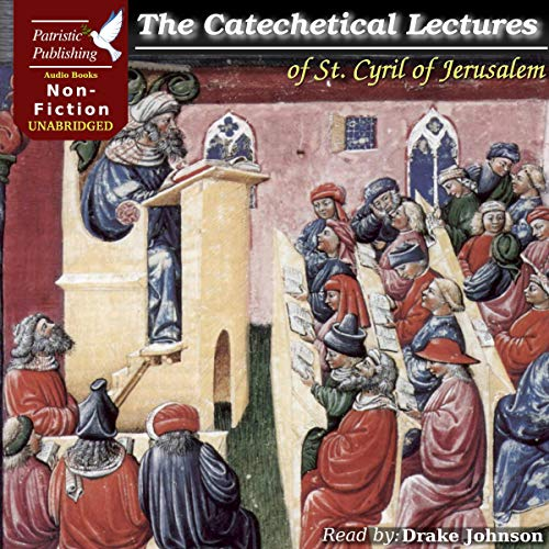 The Catechetical Lectures of St. Cyril of Jerusalem Titelbild