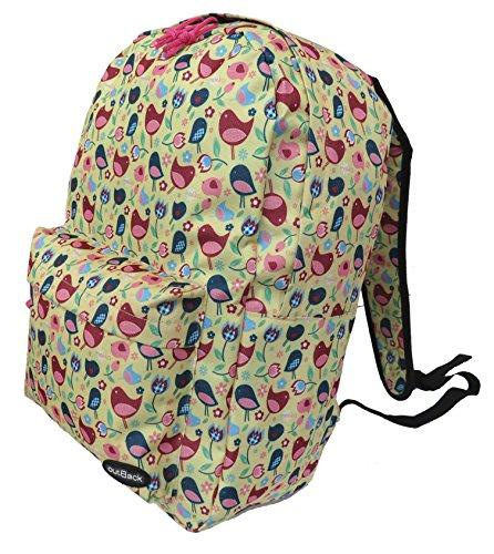 35L Benzi mochila para bolsillo para ordenador portátil de medios de transporte de acampada para una tipo libro con función de senderismo y