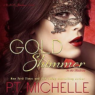 Gold Shimmer audiobook cover art