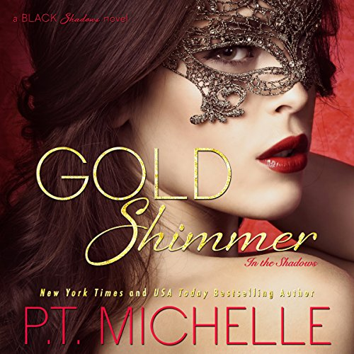 Gold Shimmer audiobook cover art