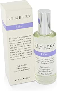 Lilac Women Cologne Spray by Demeter, 4 Ounce