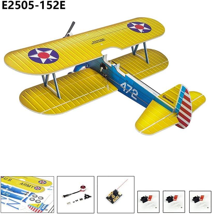 Max Trust 72% OFF Micro Indoor PP Foam Sport 3D 450mm Wingspan Light Biplane Pitts