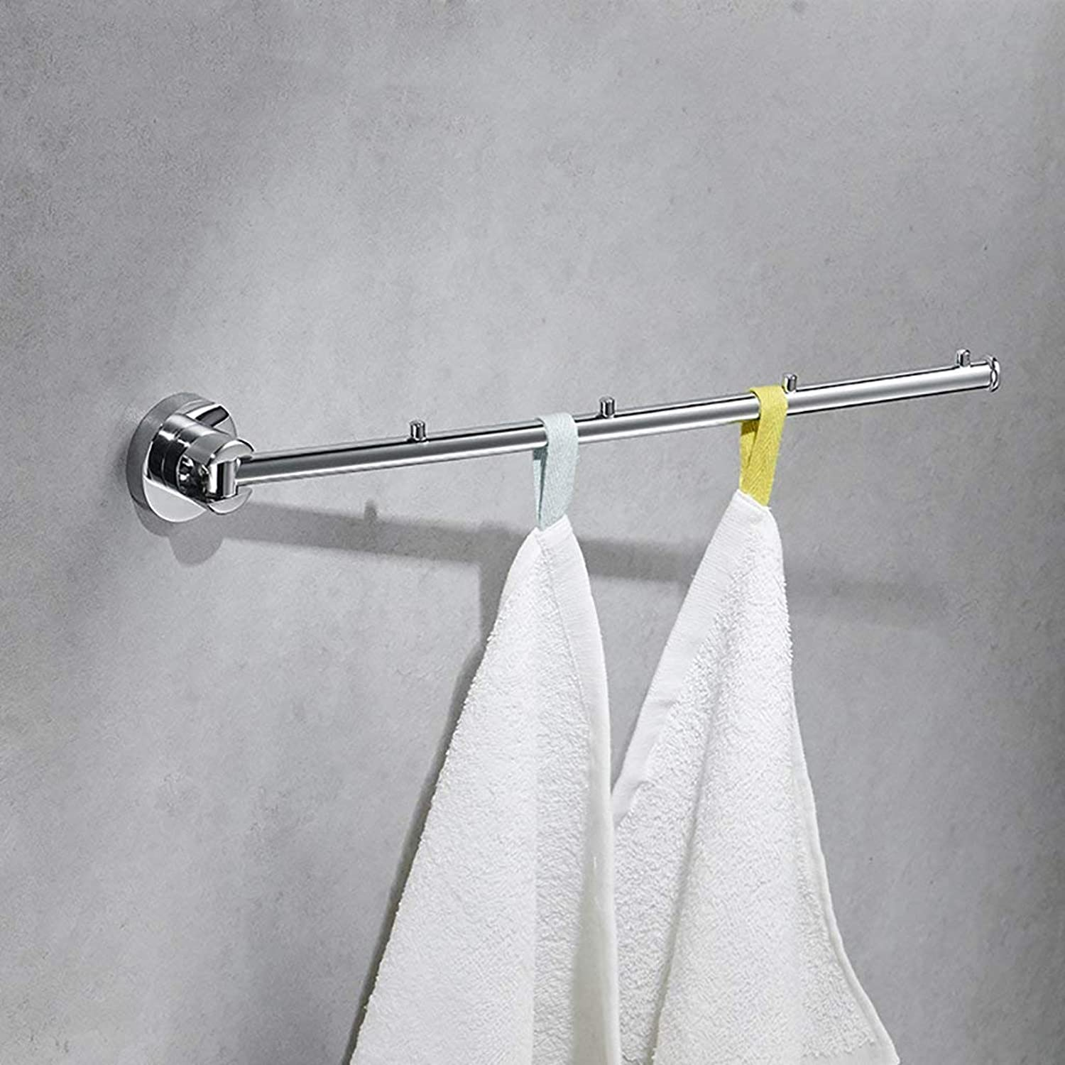 Towel Rack Towel Rack Wall Mount Wall-Mounted Copper redation Towel Rod Single Pole Towel Rack Door Kitchen Bathroom Towel Shelf