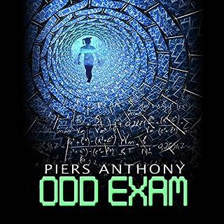 Odd Exam audiobook cover art