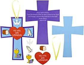 first communion banner symbols