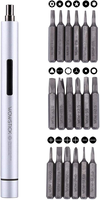Werkzeugkoffer for Handys Dual Power Smart-Handstift-Schraubendreher-Kits 19 in 1 Präzisions-Bits Repair Tool für Handys & Tablets B07P2W7HVN | Qualität