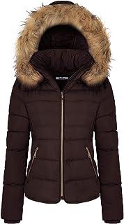 Brown Coats Ladies