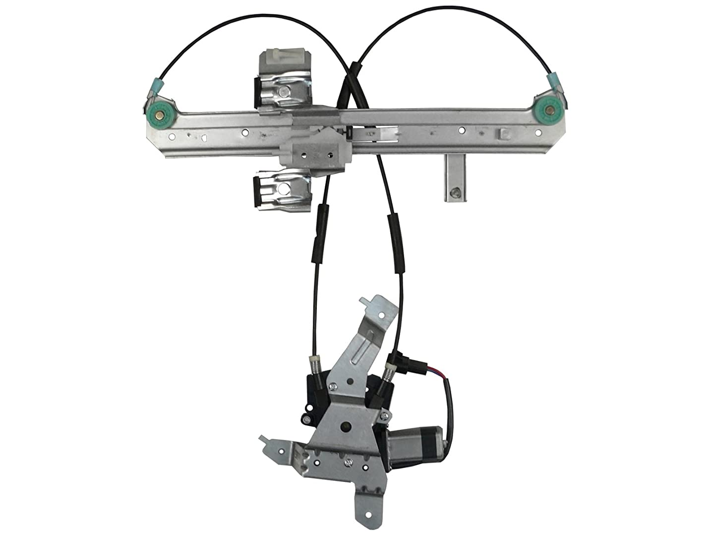 ACI 82195 Power Window Motor and Regulator Assembly