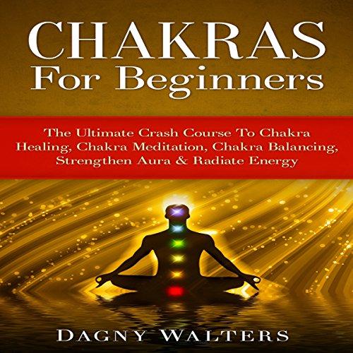 Chakras for Beginners audiobook cover art