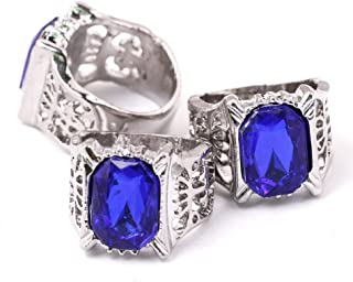 Generic Black Butler Ciel Phantomhive #8 Blue Ring