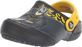 Crocs Crocsfl Iconic Batman Clog K, Sabots Mixte Enfant