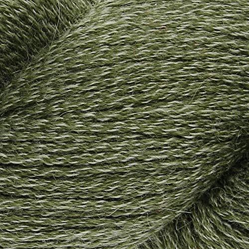 ggh Amano Awa Fb. 1110 grün, 100g Wolle mit Baby Alpaka, Merinowolle und Baumwolle