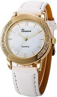Eduavar Watches for Men On Sale Clearance Women Retro Analog Quartz Fashion Wrist Watch Casual Business
