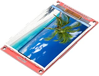 LCD Display Module, 3.2 inch 240320 TFT LCD Display Module 4-Wire SPI TFT LCD Screen with SD Card Cage,TFT Display Module