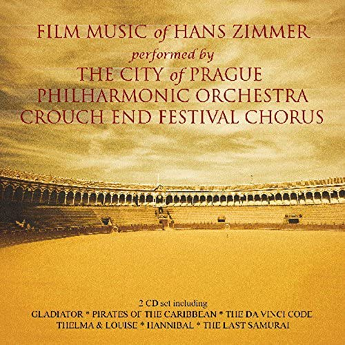 The City Of Prague Philharmonic Orchestra, London Music Works & Mark Ayres