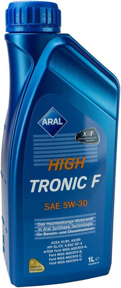 Aral Hightronicss F 5w 30 Motorenöl 1 Liter Auto