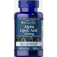 Puritan's Pride Alpha Lipoic Acid 60-Capsule Deals