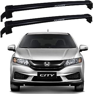 Rack New Wave Honda City 2015 / 2019 Preto EQMAX