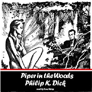Piper in the Woods audiobook cover art