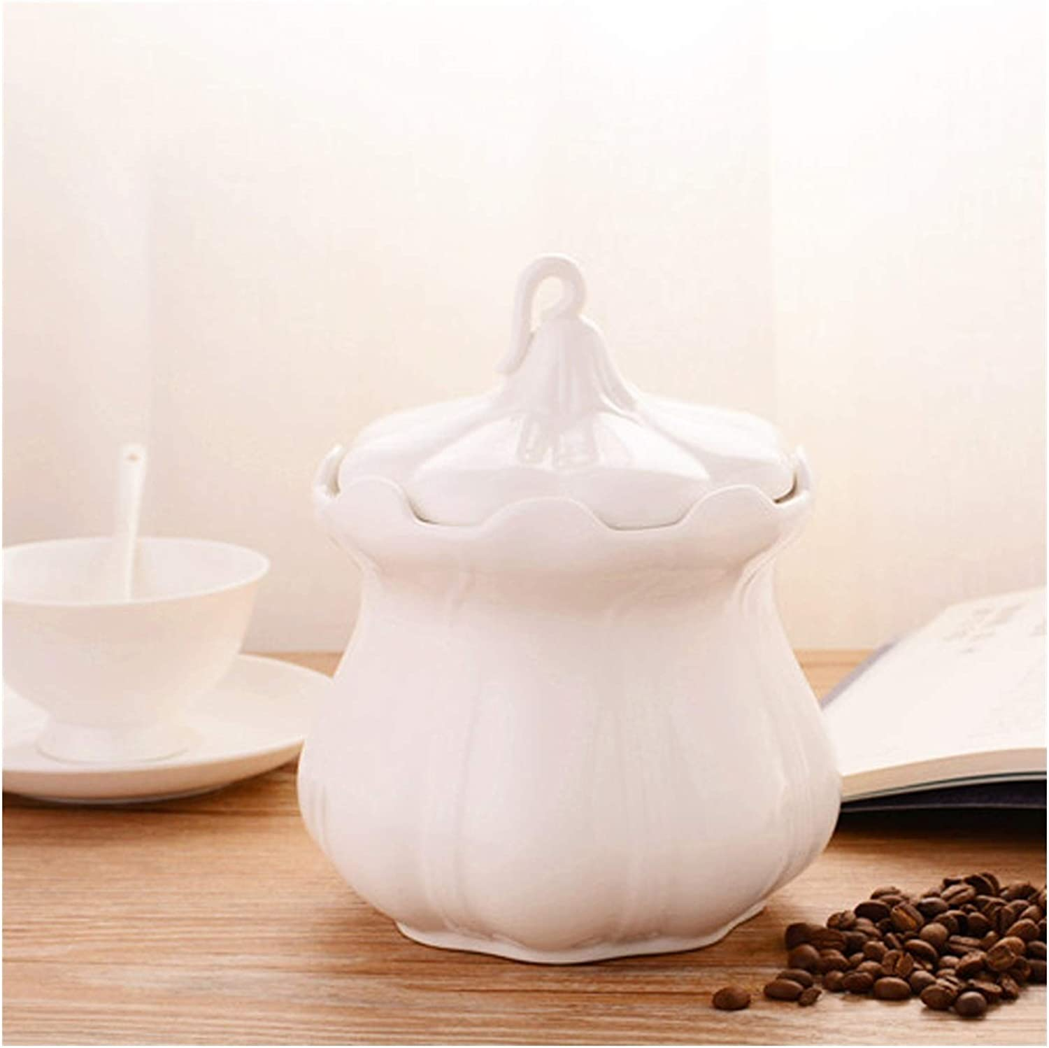 Spice jar Ceramic Sugar Bowl Recommended Very popular Large Cans Coffee Bean Sealed