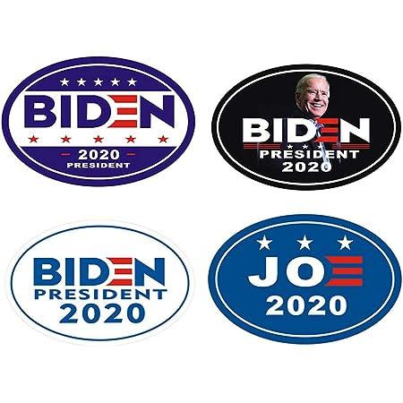 Joe Biden and Harris for President Magnetic Vinyl Car Bumper Sticker 5 MAGNET Biden Harris 2020
