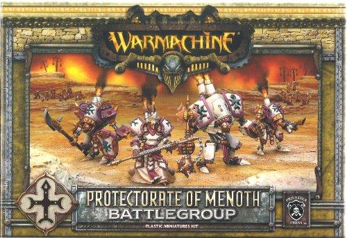 Protectorate of menoth battlegroup FR