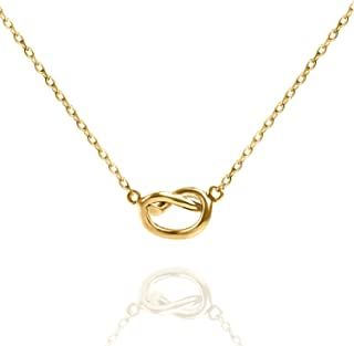 gold noose necklace