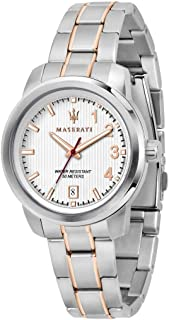 Polo Unisex Analog Quartz Watch with Stainless Steel Bracelet R8853137504