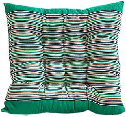 Ambientehome 50 x 8 cm Evje soft siège pad coussin en coton cuisine jardin...