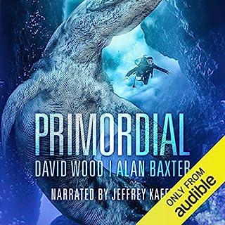 Primordial audiobook cover art